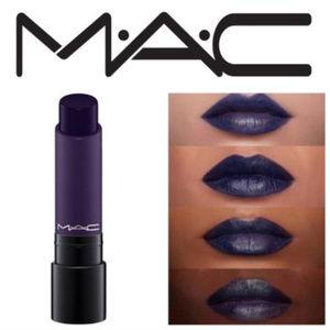 BNIB MAC Liptensity Lipstick Blue Beat